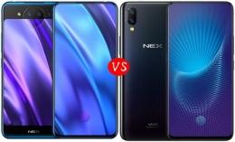 vivo NEX双屏版和vivo NEX区别对比实用评测