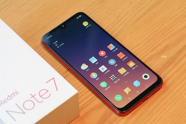 红米note7手机深度实用评测