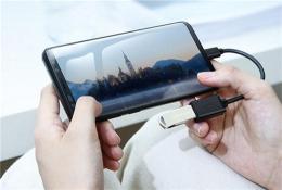小米9手机使用otg功能方法教程