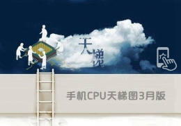 2019年3月手机CPU性能天梯图