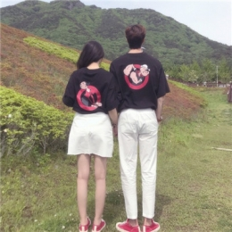 非主流小清新情侣头像2019最新 2019精选甜蜜小清新情侣头像大全