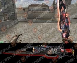 CF新英雄武器介绍 会变形的武器