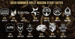 LOL2019夏季赛开始时间介绍