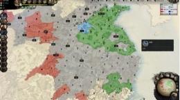 《三国全面战争》刘备中原正面破局路线