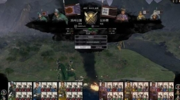 《三国:全面战争》双传奇马腾纯羌族骑兵流打法技巧