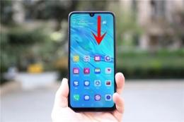 华为nova5pro手机截屏方法教程