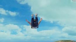 和平精英飘伞飞技巧分享