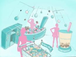 珍珠奶茶主题公园是怎么回事 珍珠奶茶主题公园是什么情况