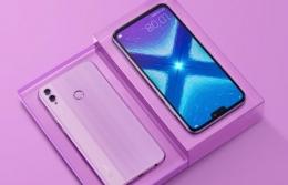 荣耀9x手机分屏方法教程
