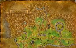 魔兽世界怀旧服铜矿位置大全