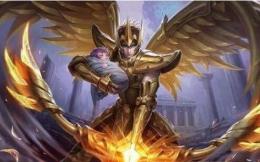 王者荣耀第三款黄金圣斗士皮肤上线时间