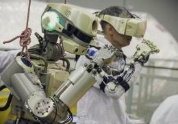 俄机器人宇航员是怎么回事 俄机器人宇航员是什么情况