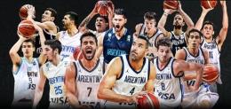 2019阿根廷男篮世界杯队伍阵容名单一览