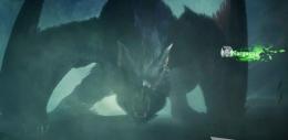 《怪物猎人世界》冰原DLC迅龙怪物图鉴