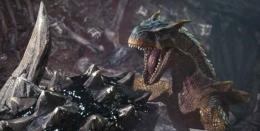 《怪物猎人世界》冰原DLC轰龙怪物图鉴
