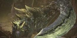 《怪物猎人世界》冰原DLC硫斩龙怪物图鉴