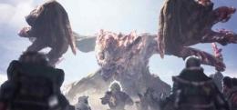 《怪物猎人世界》冰原DLC天地煌啼龙怪物图鉴
