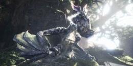 《怪物猎人世界》冰原DLC黑狼鸟龙怪物图鉴
