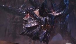 《怪物猎人世界》冰原DLC斩龙怪物图鉴