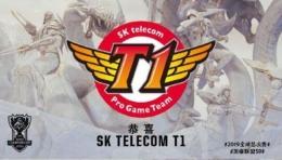 《LOL》S9全球总决赛SKT战队成员名单一览