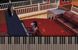 明日之后说好不哭钢琴琴谱一览