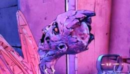 《无主之地3》紫色人形石像介绍