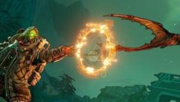 《无主之地3》沉睡巨人武器用无与伦比的技能筑造的无边道路红字效果介绍