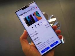 华为mate30pro手机截屏方法教程