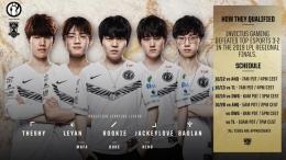 lolS9世界总决赛IG战队首发阵容介绍