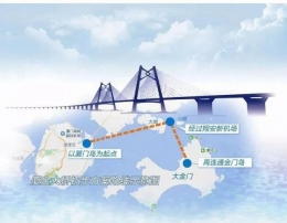 厦门金门通桥方案是怎么回事 厦门金门通桥方案是什么情况