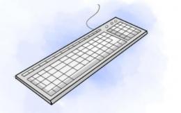 QQ画图红包键盘画法教程