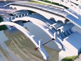 3D打印赵州桥是怎么回事 3D打印赵州桥是什么情况