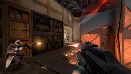 英雄联盟FPS五分3D游戏 叫什么名字?