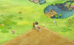 《哆啦A梦:大雄的牧场物语》动力机车组件获得方法攻略