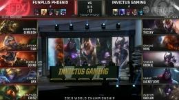 LOLs9总决赛半决赛11月02日FPX vs IG比赛视频回放