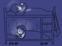 睡前玩手机增加抑郁风险是怎么回事?