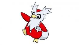 《宝可梦:剑/盾》信使鸟属性特性图鉴