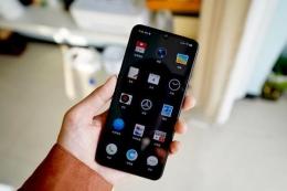 坚果pro3手机截屏方法教程