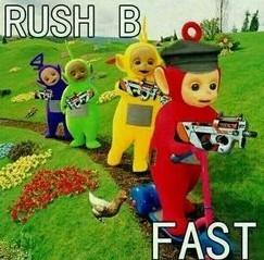 """Rush B""是什么意思 ""Rush B""是什么梗"