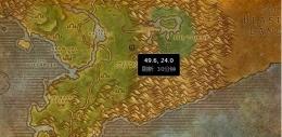 魔兽世界怀旧服巴尔瑟拉位置坐标一览