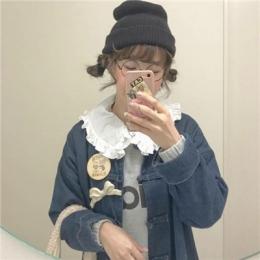 日系女孩头像甜美系列2019 2019清新甜美的可爱女生头像