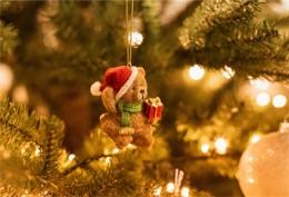 2019好看的圣诞节图片无水印 圣诞节微信图片唯美意境