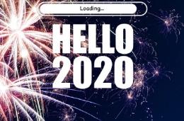 适合跨年发的朋友圈文案 2020跨年心情说说个性一句话图片