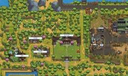 奶牛镇的小时光127颗树位置一览