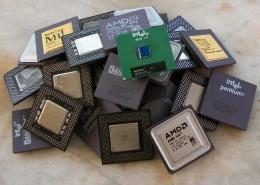 2020年1月桌面CPU性能天梯图
