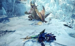 《怪物猎人:世界》冰原DLC大剑拔刀流配装推荐