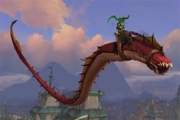 魔兽世界8.3邮件吞噬者坐骑获取攻略