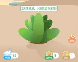 微博app绿洲快速获得水滴方法教程