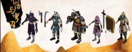 部落与弯刀红石城打法攻略