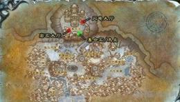 魔兽世界闪电大厅入口位置一览
